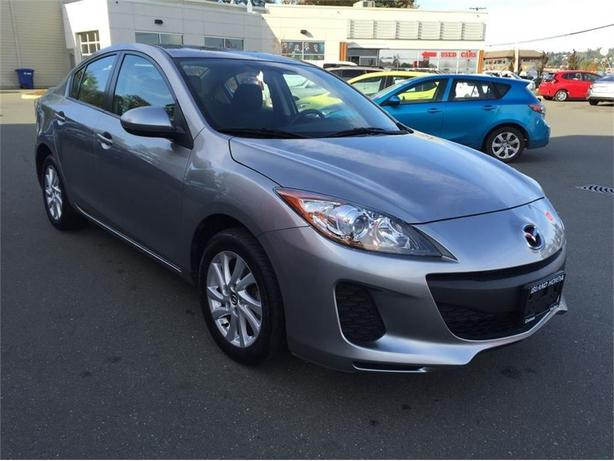 2013 Mazda Mazda3 GX | 5 SPEED |  REMOTE ENTRY | POWER OPTION