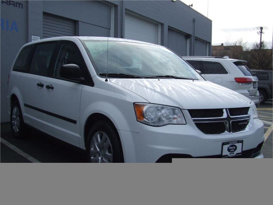 2014 Dodge Grand Caravan Se Sxt One Owner Outside Cowichan