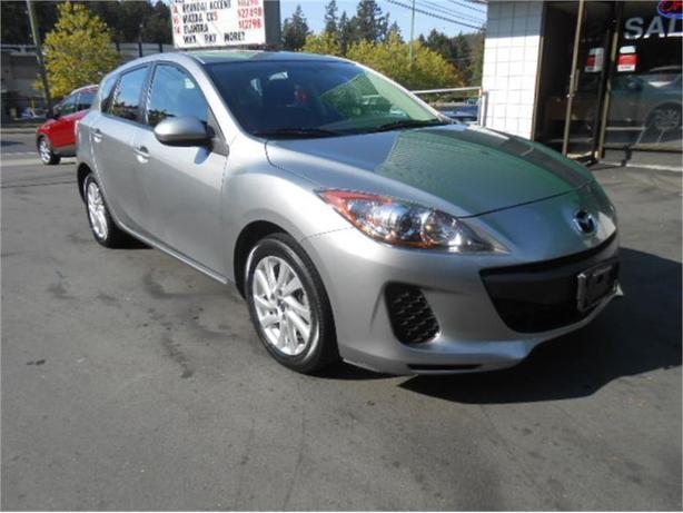 2013 Mazda Mazda3 Sport GX + Convenience