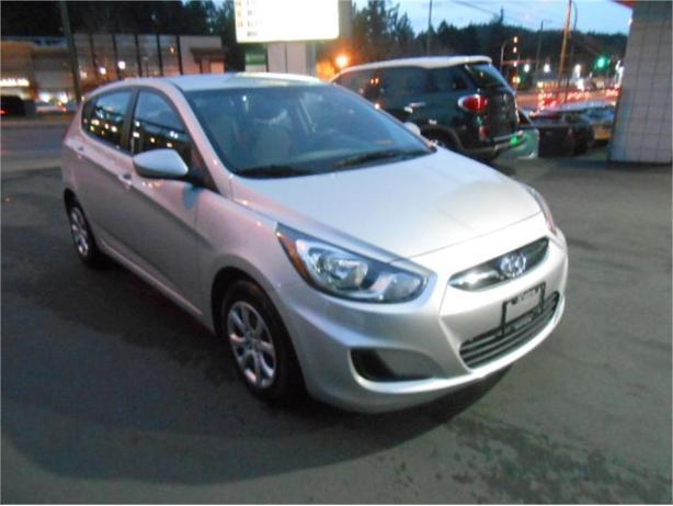 2014 Hyundai Accent 1.6 GL Hatch
