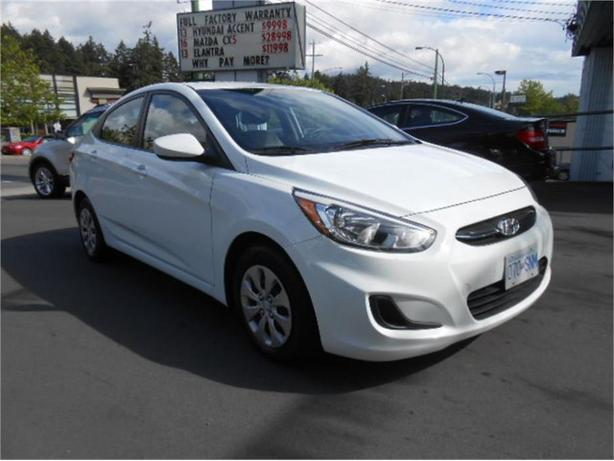 2015 Hyundai Accent Sedan GL 1.6