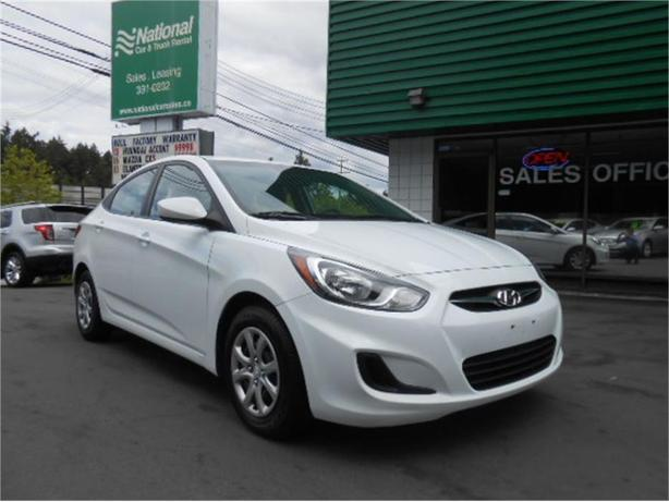 2014 Hyundai Accent GL Sedan 1.6