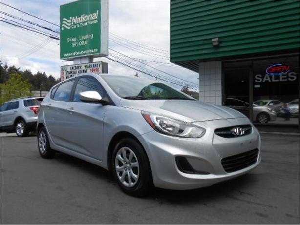 2014 Hyundai Accent 1.6 GL Hatch