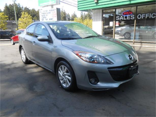 2013 Mazda Mazda3 GS + LEATHER PKG