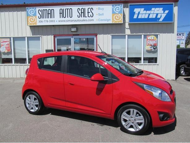 2015 chevrolet spark 1lt cvt outside north saskatchewan. Black Bedroom Furniture Sets. Home Design Ideas