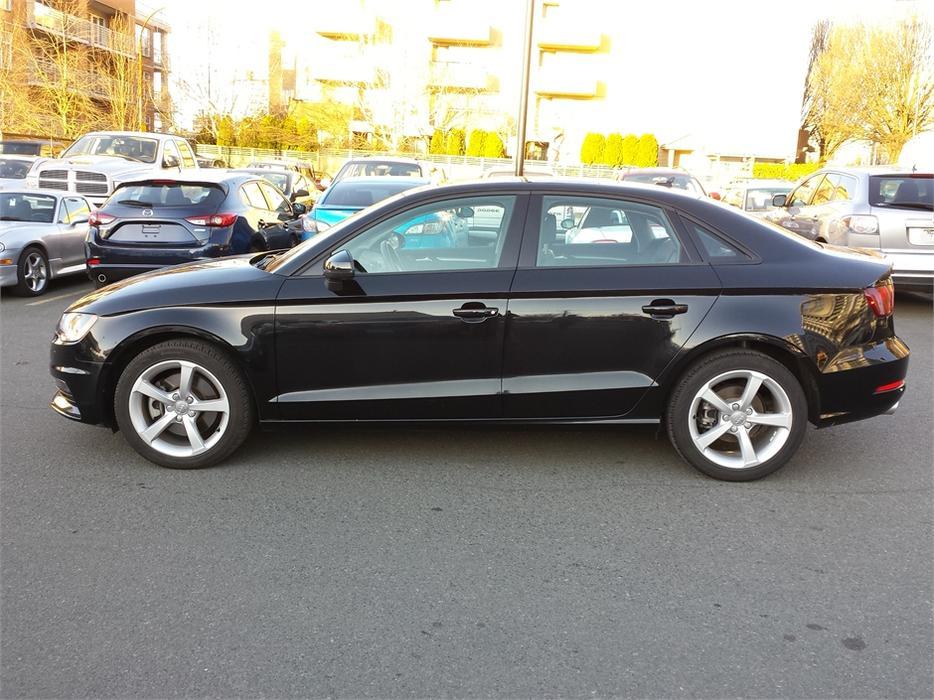 2015 Audi A3 1 8t Komfort Victoria City Victoria