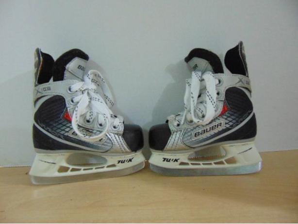 Hockey Skates Children s Size 6 Infant Toddler Bauer Vapor X.05 Worn Once 433817af6586