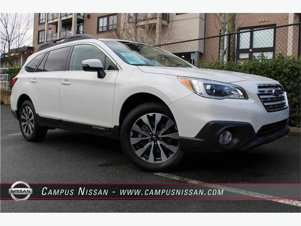 2015 subaru outback 3 6r w limited pkg victoria city victoria. Black Bedroom Furniture Sets. Home Design Ideas