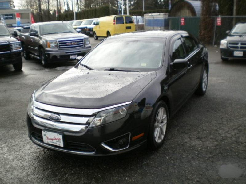 2010 ford fusion sel leather new tires outside victoria victoria. Black Bedroom Furniture Sets. Home Design Ideas