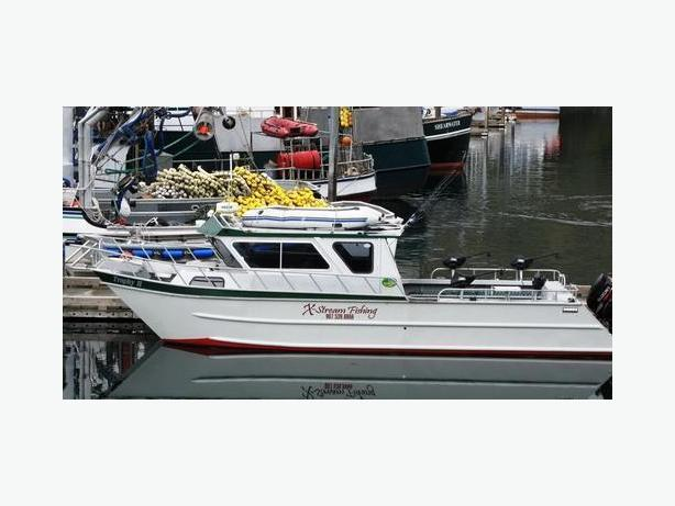Sport Fishing and Charter Boat For Sale - Trophy II