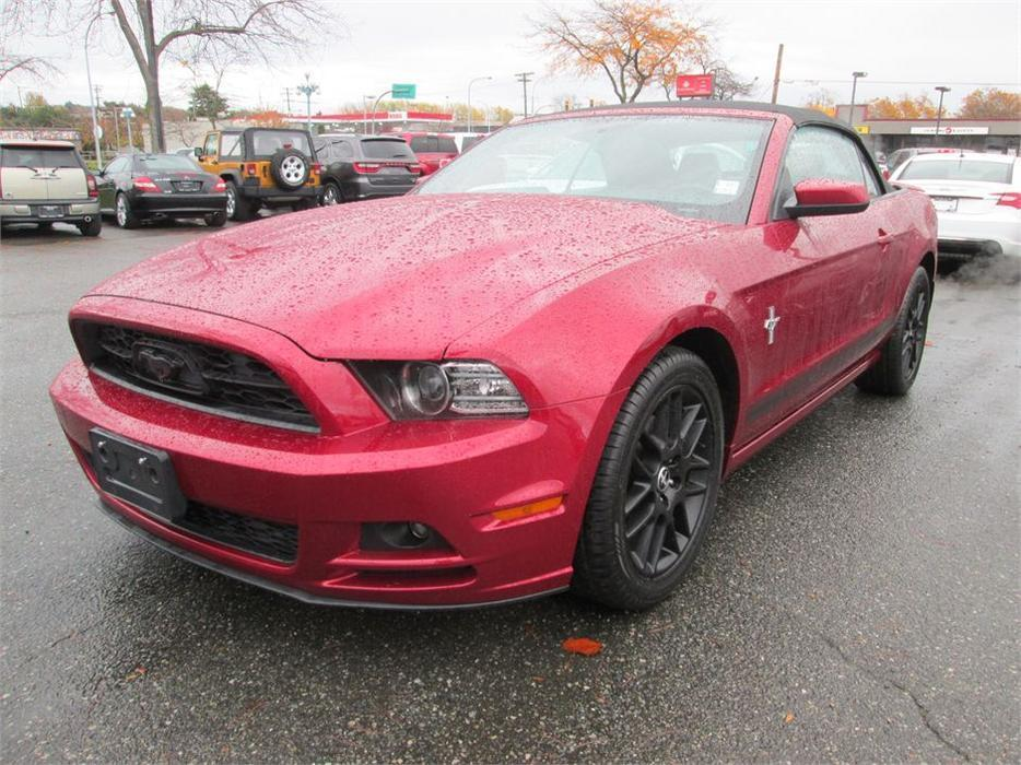 2014 Ford Mustang Victoria City Victoria