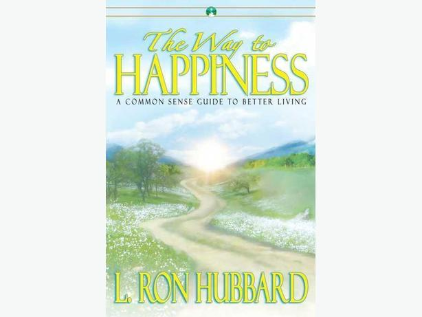 THE WAY TO HAPPINESS by L.RON HUBBARD