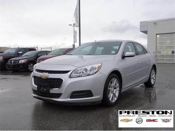 2016 chevrolet malibu lt langley vancouver. Black Bedroom Furniture Sets. Home Design Ideas
