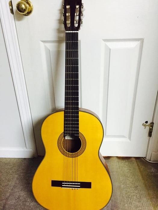 Guitar Cases Vancouver : classical guitar with hardshell case saanich victoria ~ Russianpoet.info Haus und Dekorationen