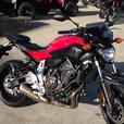 * SOLD * 2015 Yamaha FZ-07 Motorcycle * REDUCED PRICE - LAST ONE!! *