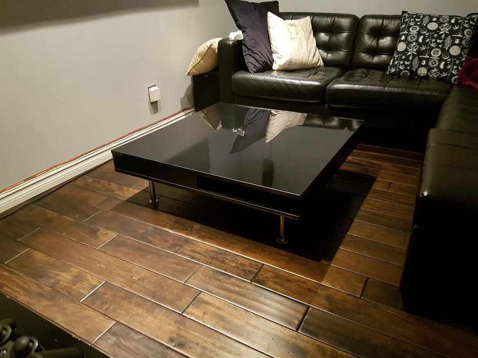 ikea tofteryd coffee table kanata gatineau mobile. Black Bedroom Furniture Sets. Home Design Ideas