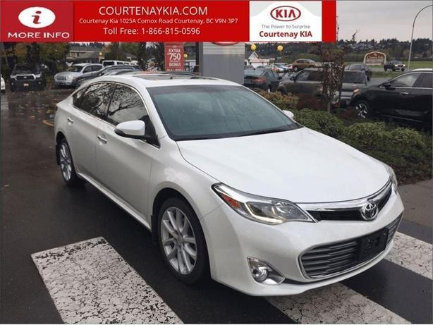 2014 Toyota Avalon Limited **SPRING CLEANING SALE**