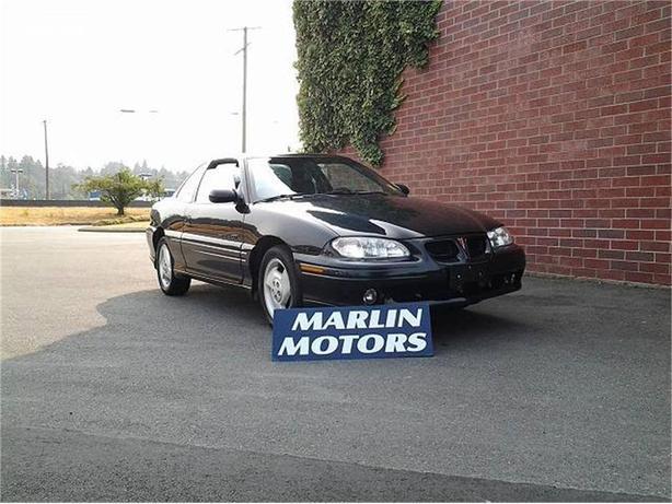 1998 Pontiac Grand AM GT coupe