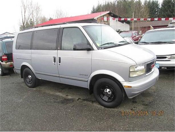 1999 GMC Safari Passenger Van