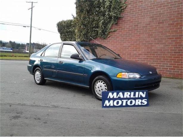 1995 Honda Civic SE