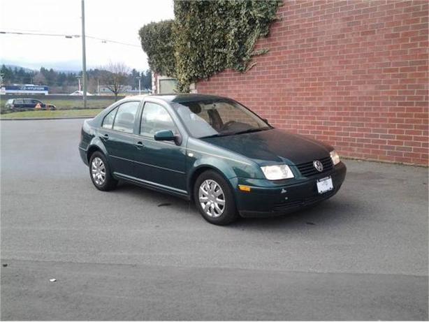 2001 Volkswagen Jetta GLS 2.0