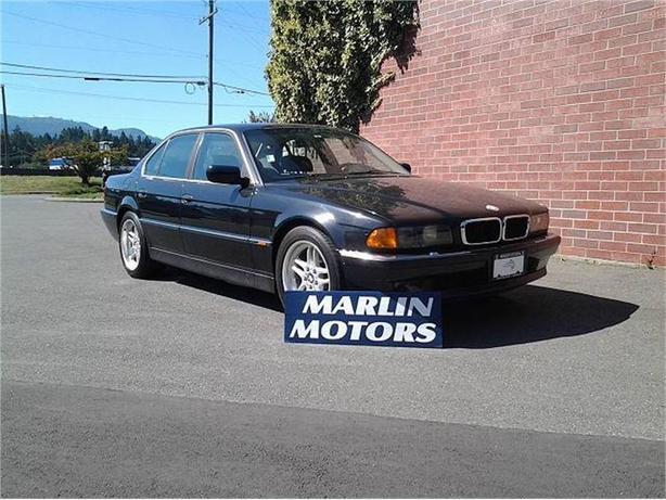 1995 BMW 740i 740i