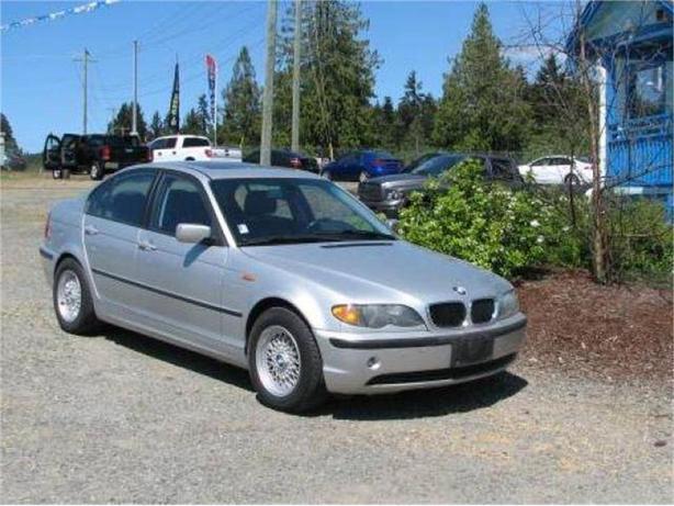2005 BMW 320i 320i