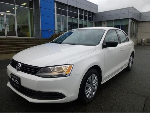 2012 Volkswagen Jetta BC CAR, LOW KMS