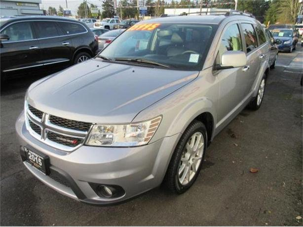 2015 Dodge Journey R/T/Leather/7 Passenger