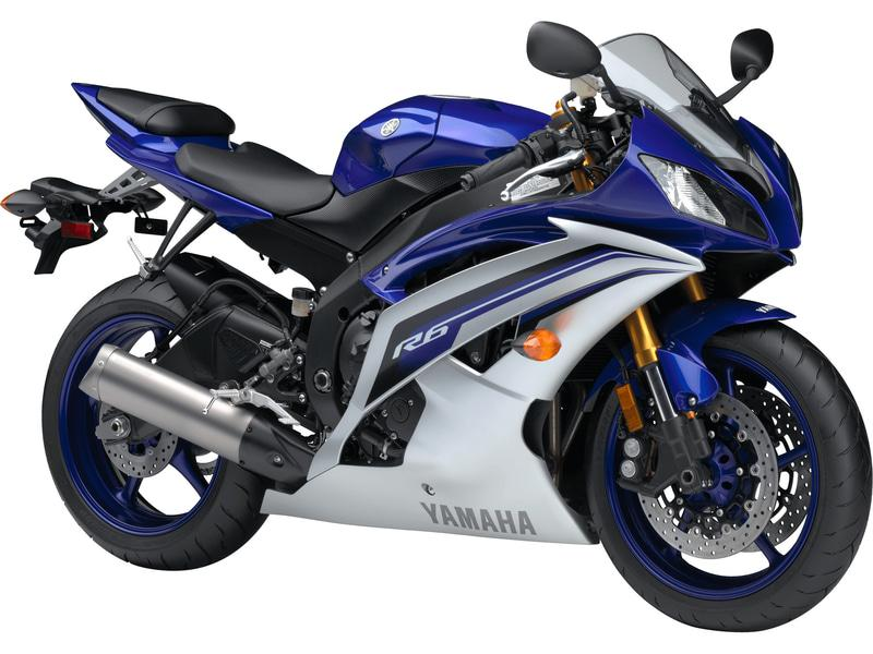 Sold 2016 yamaha yzf r6 sport motorcycle sale for Motor city powersports hours
