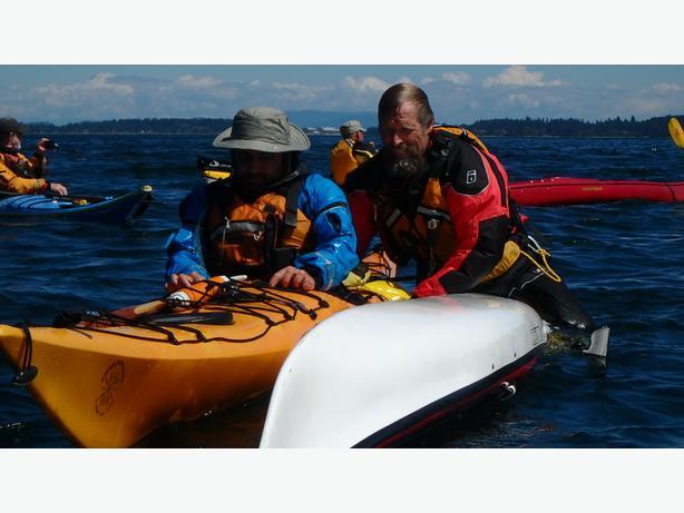 West Coast Intermediate & Advanced Kayak Trips 2017