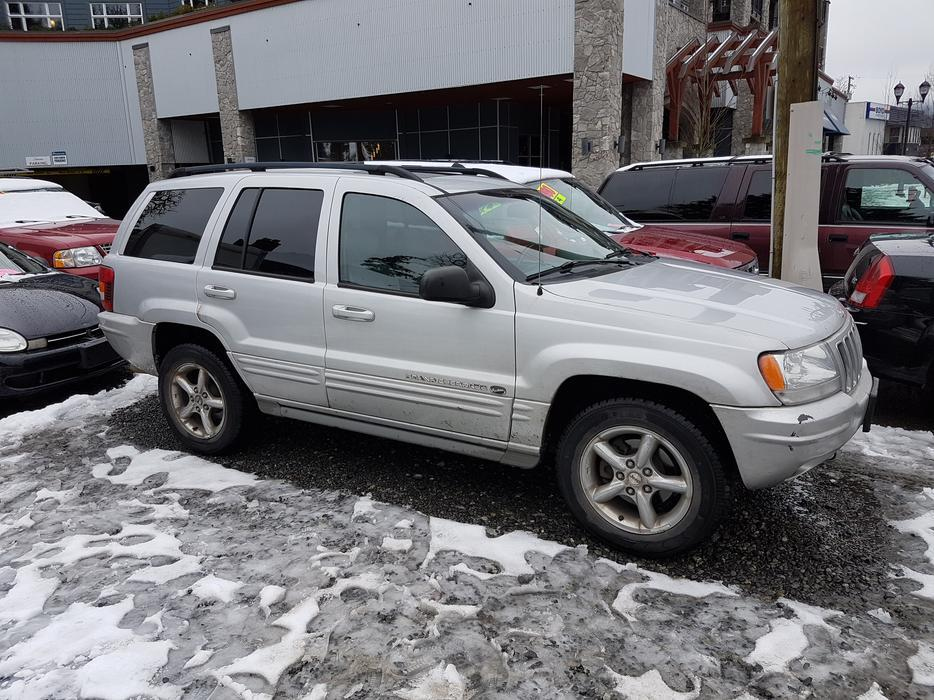 2002 Jeep Cherokee 4 By 4 Fully Loaded West Shore
