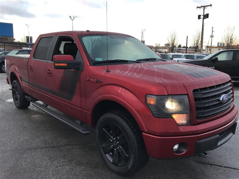 2014 ford f150 fx4 ecoboost long box fully loaded outside victoria victoria. Black Bedroom Furniture Sets. Home Design Ideas