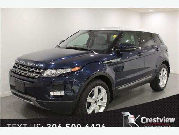 2013 Land Rover Range Rover Evoque Pure Premium | Leather | Sunroof | Navigation
