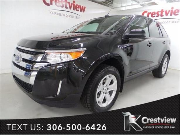 2013 Ford Edge SEL AWD | Leather | Panoramic Sunroof