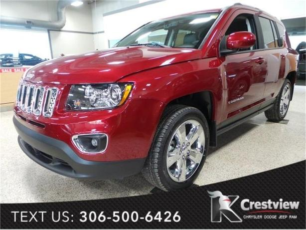 2015 Jeep Compass Limited 4x4 | $10787 SAVINGS | Sunroof | Navigation