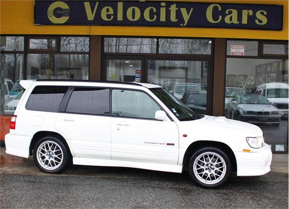 2001 subaru forester sti turbo awd 91k 39 s 237hp gold rims. Black Bedroom Furniture Sets. Home Design Ideas