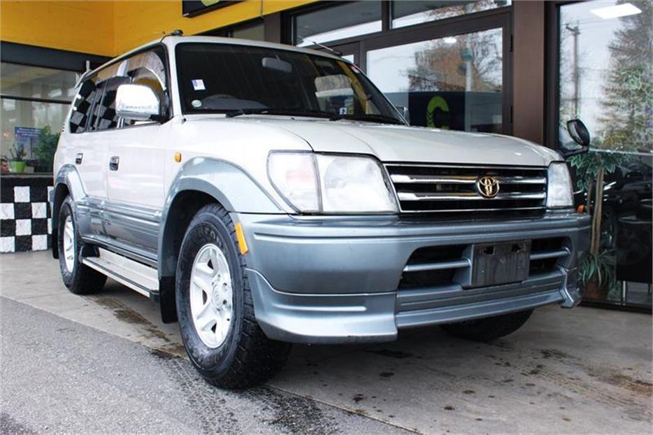 1997 Toyota Land Cruiser Prado Tx 128k S Turbo Diesel 4wd