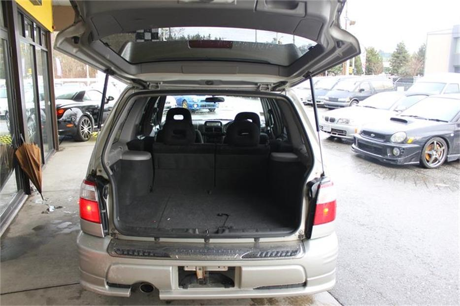 2001 subaru forester sti turbo awd 73k 39 s 237hp financing. Black Bedroom Furniture Sets. Home Design Ideas