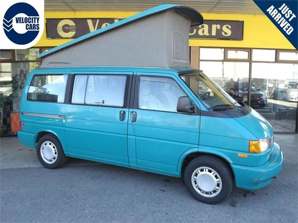 1993 Volkswagen Eurovan 99K's! POP-UP roof, NO ACCIDENTs Outside Victoria, Victoria