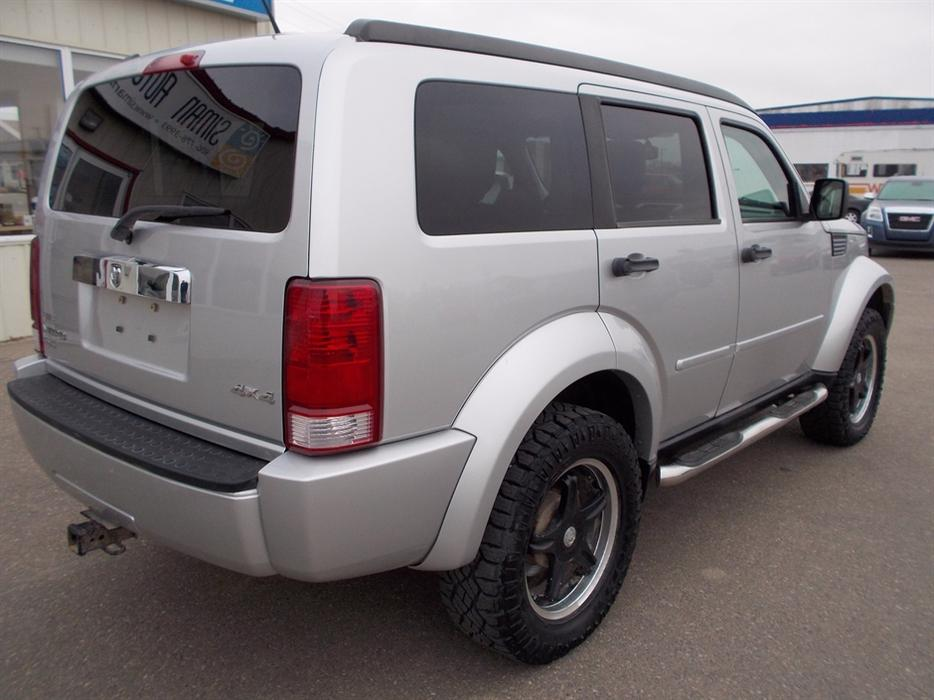 2007 dodge nitro slt rt east regina regina. Black Bedroom Furniture Sets. Home Design Ideas