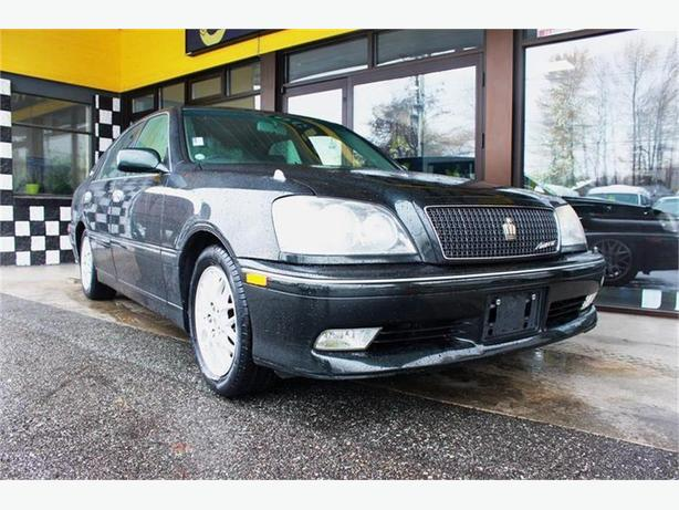 1999 Lexus Crown  Athlete V TURBO! 43 KMs! - FINANCING AVAILABLE