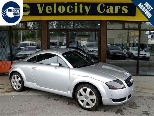 1999 Audi TT 1.8T Quattro 97K's Turbo 222hp 6-spd Manual