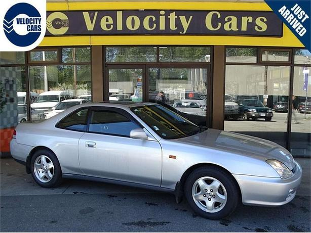 1998 Honda Prelude 22K's Si 4WS Coupe 160hp Extremely Low Mileage
