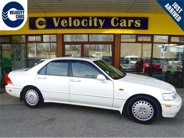 1997 Acura RL Honda Legend 49K's Euro-Exclusive V6 Sunroof Leath