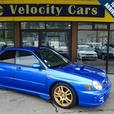 2000 Subaru Impreza WRX STi Bugeye 105K's AWD Turbo 280hp 6-spd Manual