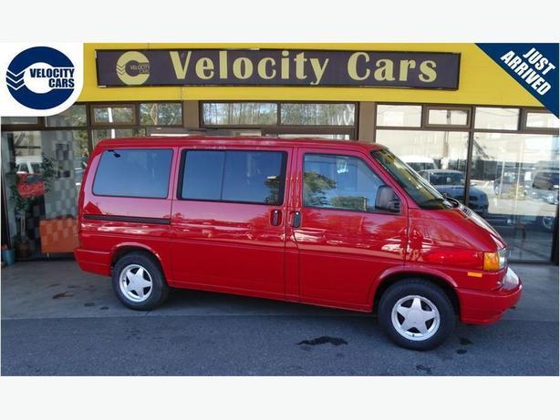 1993 Volkswagen Eurovan 112K's NO ACCIDENTS