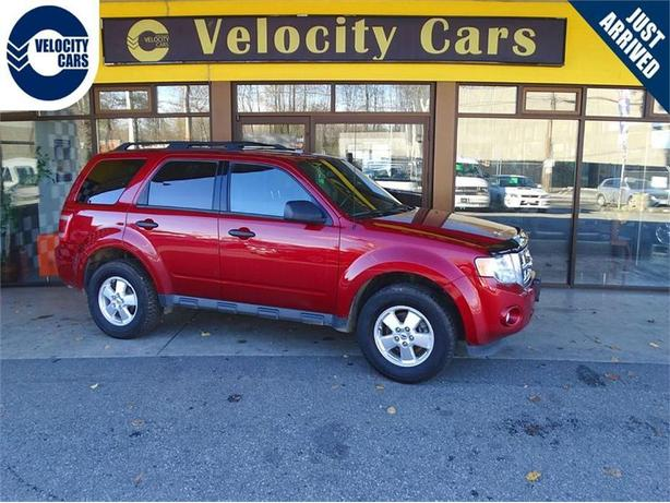 2012 Ford Escape XLT NO ACCIDENTS!
