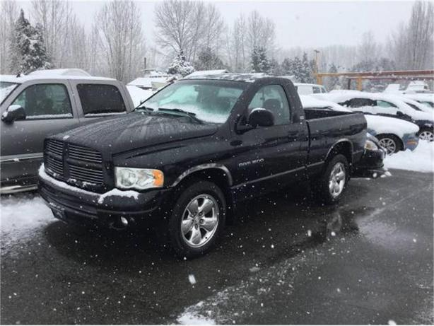 2002 Dodge Ram 1500 SLT Short Bed 4WD Outside Victoria, Victoria