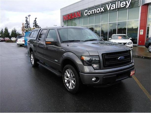 2014 ford f 150 lariat 4x4 outside metro vancouver vancouver. Black Bedroom Furniture Sets. Home Design Ideas